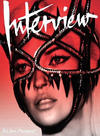 Interview Magazine September 2008