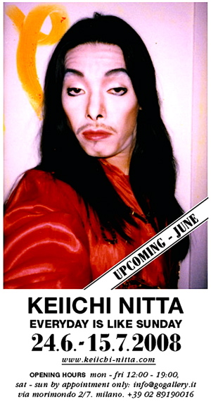 KEIICHI NITTA PHOTO EXHIBITION
