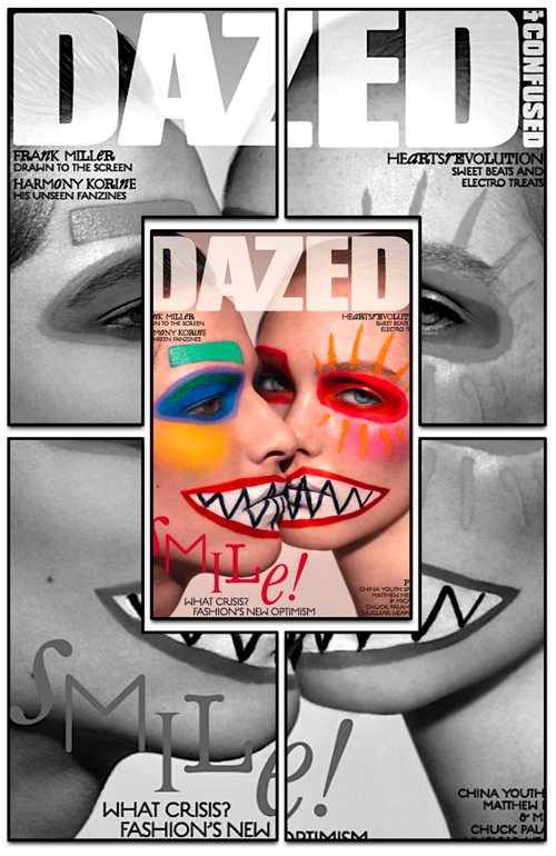 dazed cover 1 Dazed & Confused December 2008