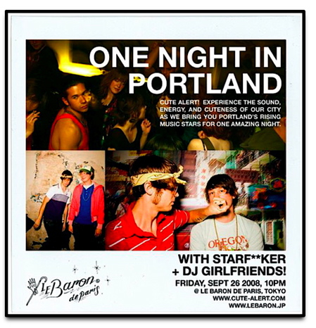 One Night In Portland