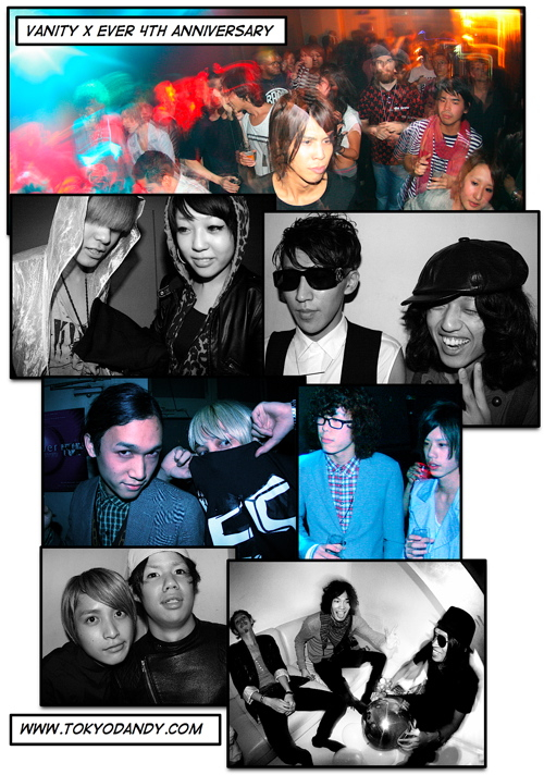VANITY X EVER 4th Anniversary with RADIO FOUNDATION and The Vivians