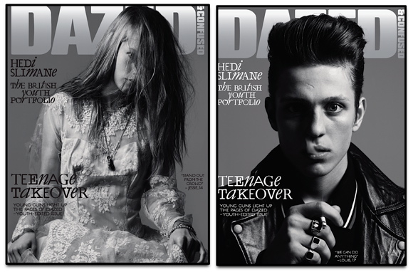 Dazed & Confused January 2009