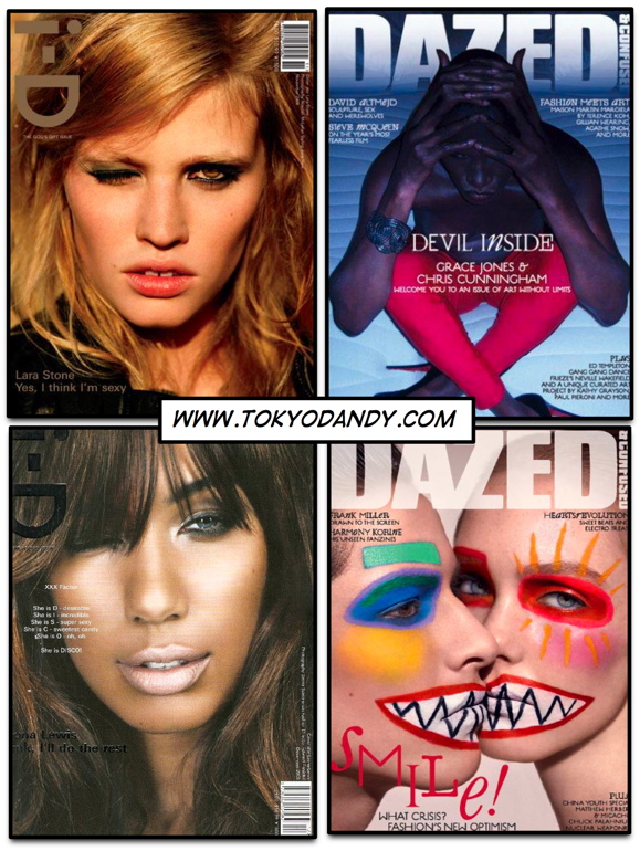 i-D and Dazed & Confused 2008