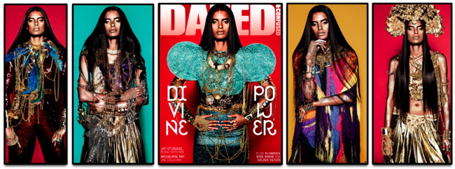 Dazed & Confused April 2009