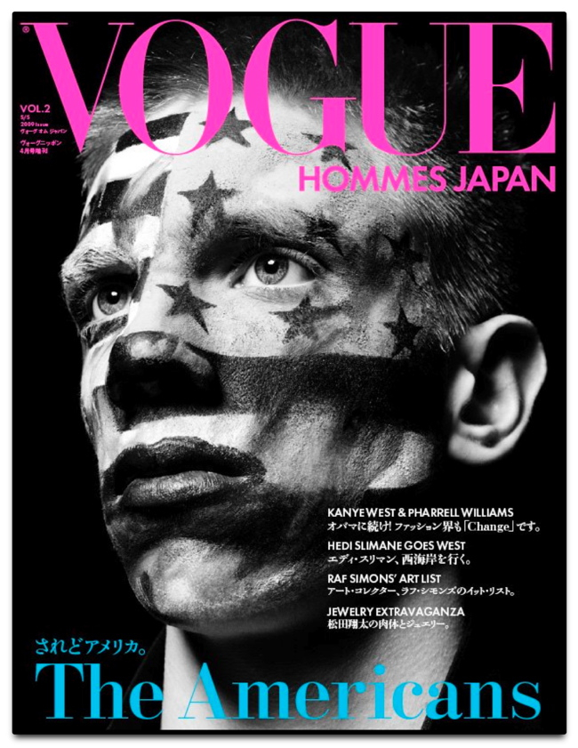 VOGUE HOMMES JAPAN ISSUE no.2