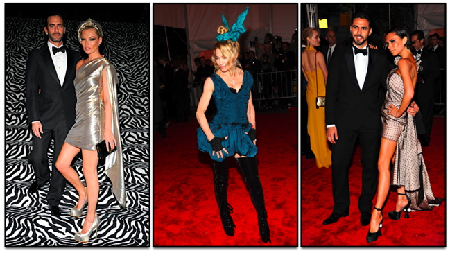 "The Costume Institute's ""Model As Muse"" Gala"