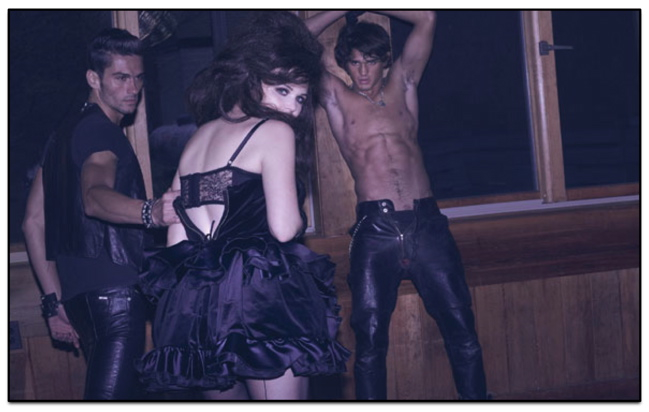 library 61 GINNIFER GOODWIN by STEVEN KLEIN