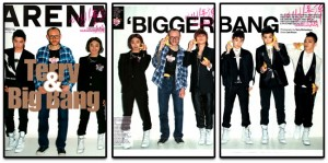 Terry Richardson BIG BANG