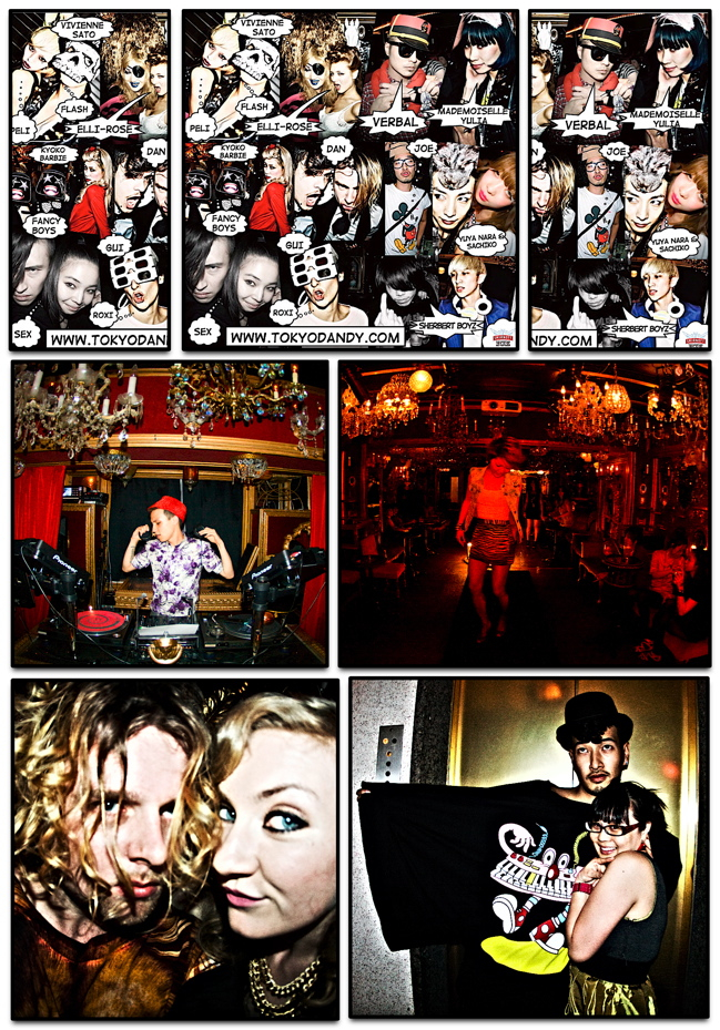 TOKYO DANDY 1st ANNIVERSARY PARTY