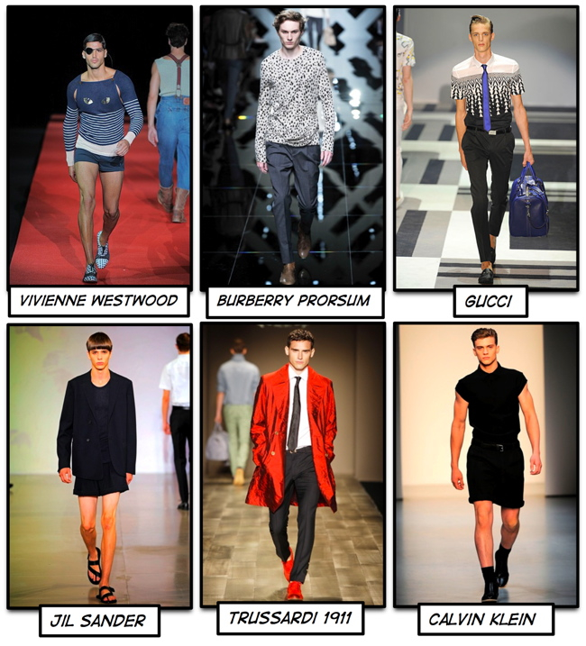 MILAN MENSWEAR COLLECTIONS SPRING/SUMMER 2010