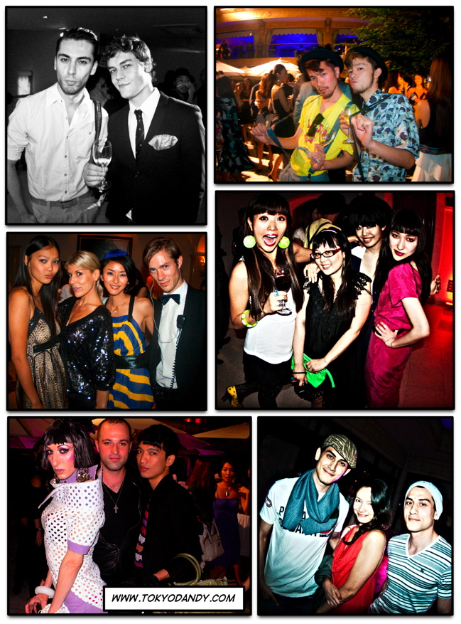 MARC JACOBS PARTY Tokyo Japan