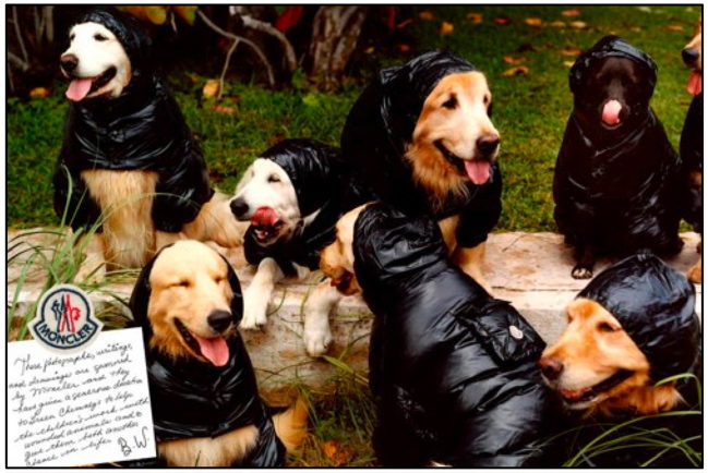 Moncler 09:10 F:W by Bruce Weber