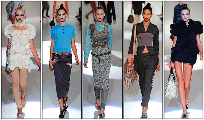 Marc Jacobs S/S 2010 in New York