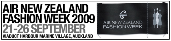 AIR NEW ZEALAND FASHION WEEK