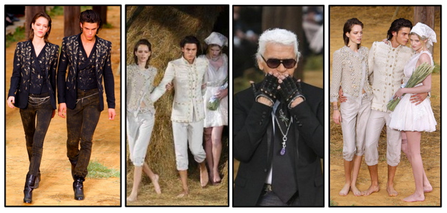 chanel ss 2010 karl lagerfeld paris CHANEL S/S 2010