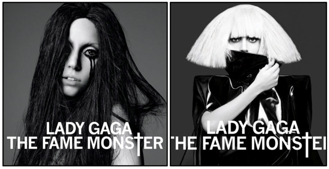 Lady Gaga 'THE FAME MONSTER'