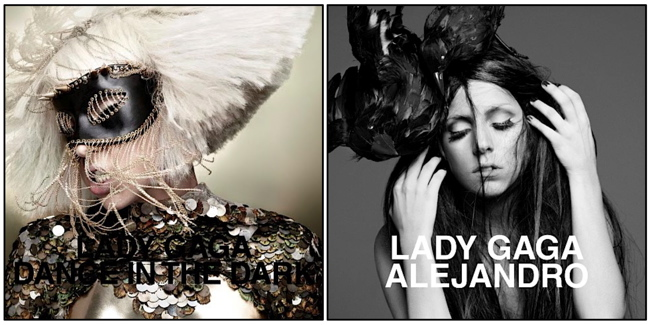 Lady Gaga New Single Covers 1