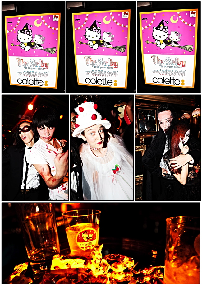 halloween 01 Colette Paris HALLOWEEN TOKYO TAKEOVER party at Trump Room Shibuya