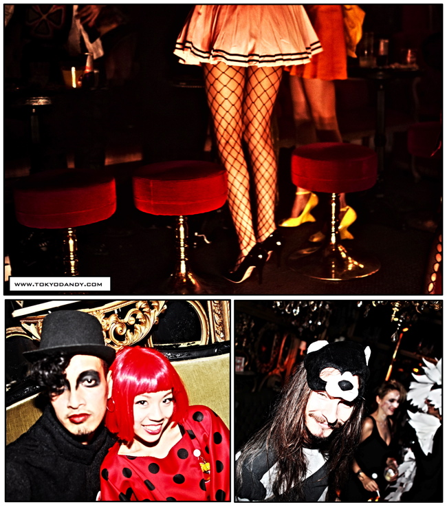 halloween 11 Colette Paris HALLOWEEN TOKYO TAKEOVER party at Trump Room Shibuya