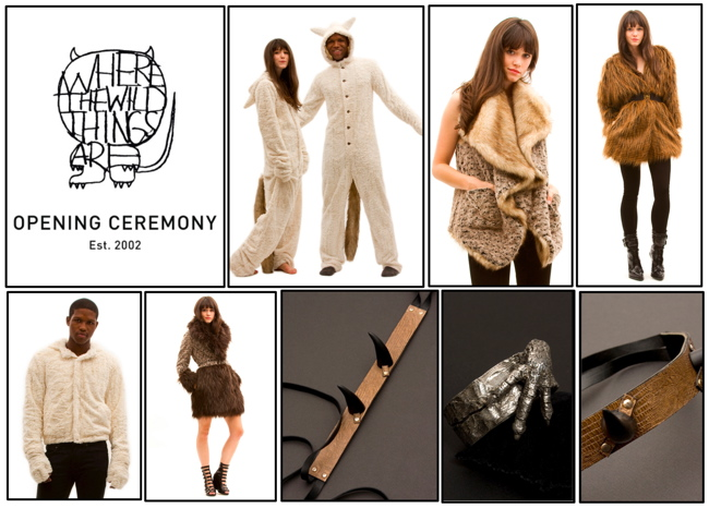 where the wild things are opening ceremony shibuya tokyo