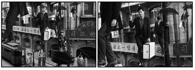 'FIRST SPRING' A film by Yang Fudong for Prada