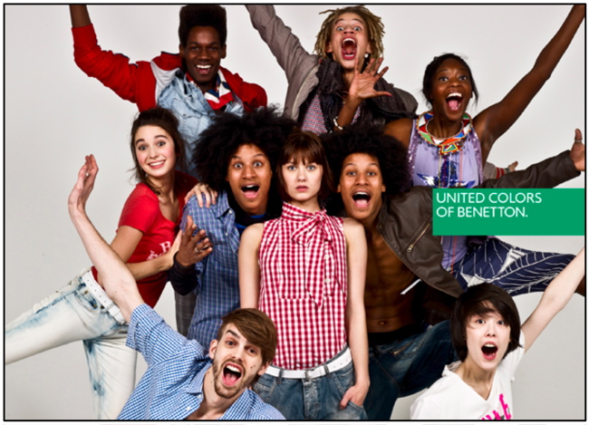 「It's My Time」GLOBAL CASTING COMPETITION by BENETTON
