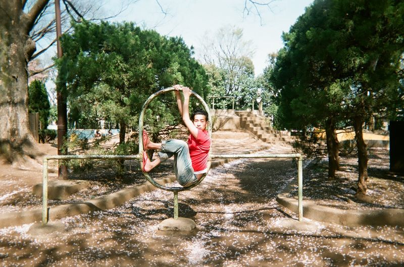 Disposable Lives Disposable Camera Photos of Japan by Dan Bailey 16 DISPOSABLE LIVES