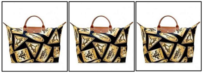 New Jeremy Scott x LONGCHAMP Bag