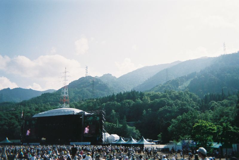 Dispsoable Lives Photos by Dan Bailey 02 DISPOSABLE LIVES   FUJI ROCK 2010