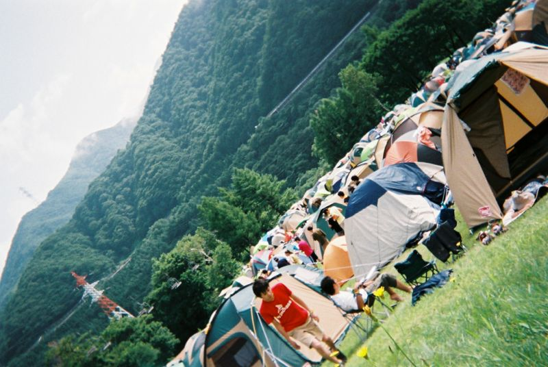 Dispsoable Lives Photos by Dan Bailey 03 DISPOSABLE LIVES   FUJI ROCK 2010