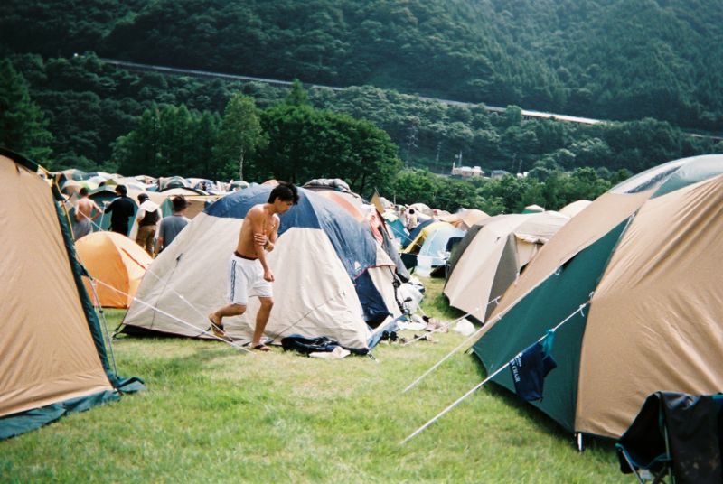 Dispsoable Lives Photos by Dan Bailey 09 DISPOSABLE LIVES   FUJI ROCK 2010