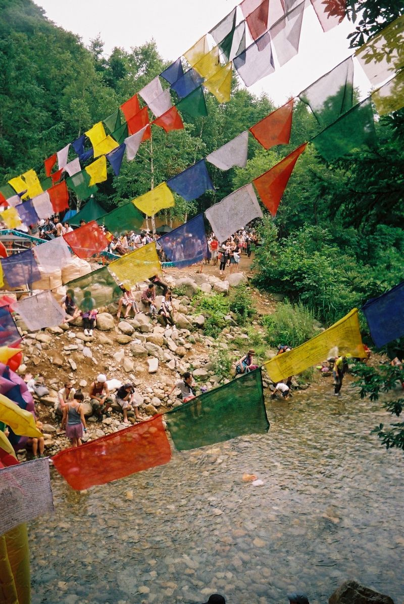 Dispsoable Lives Photos by Dan Bailey 17 DISPOSABLE LIVES   FUJI ROCK 2010