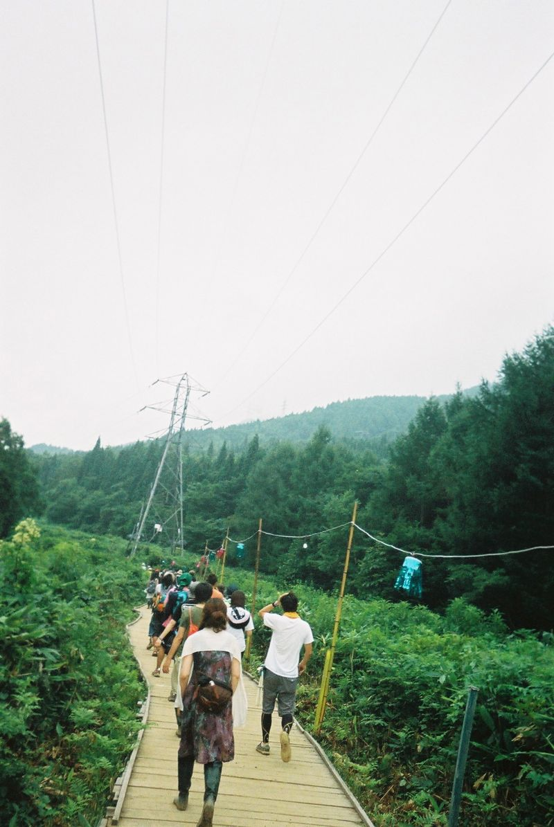 Dispsoable Lives Photos by Dan Bailey 18 DISPOSABLE LIVES   FUJI ROCK 2010