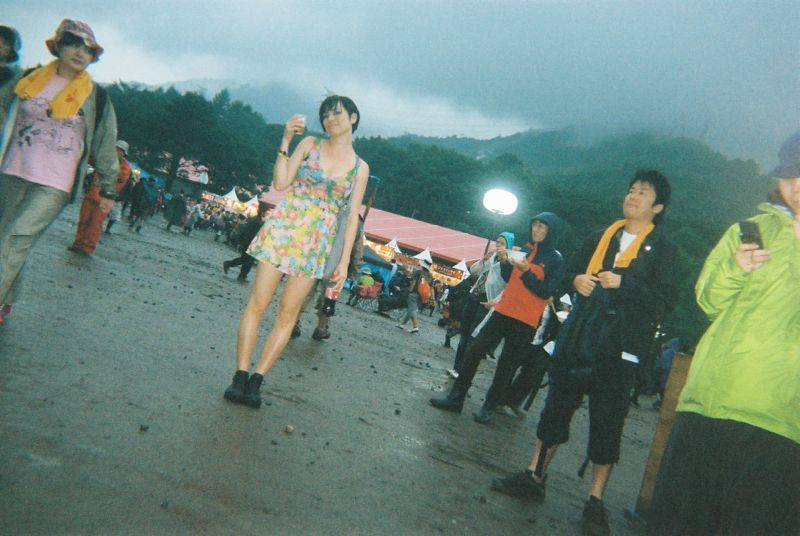 Dispsoable Lives Photos by Dan Bailey 23 DISPOSABLE LIVES   FUJI ROCK 2010