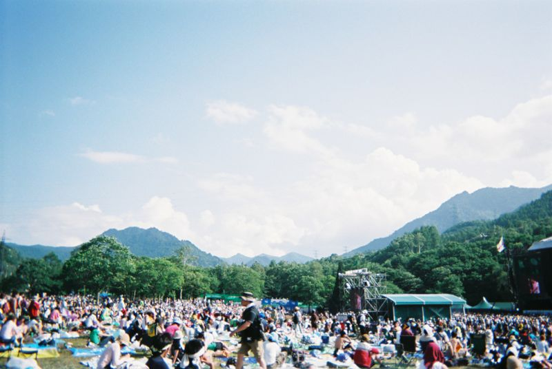 Dispsoable Lives Photos by Dan Bailey 28 DISPOSABLE LIVES   FUJI ROCK 2010