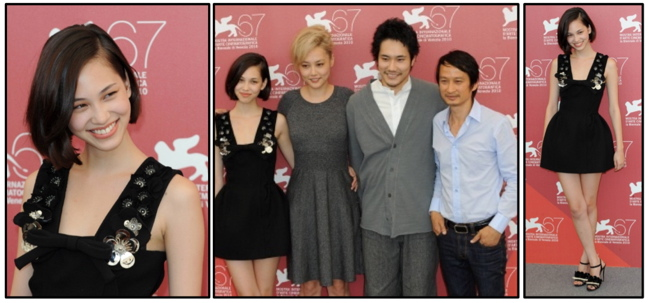 Library 10101 Kiko Mizuhara at the Venice Film Festival