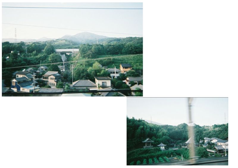 Disposable Lives Disposable Camera Photos of Japan by Dan Bailey 12