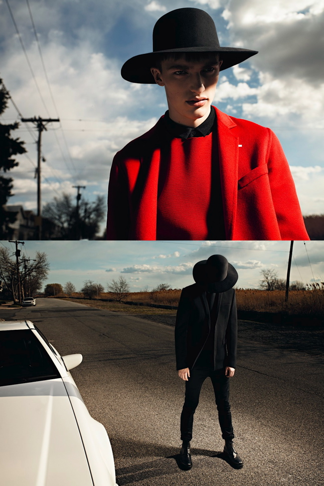 The Wanderer – A Film for Dior Homme