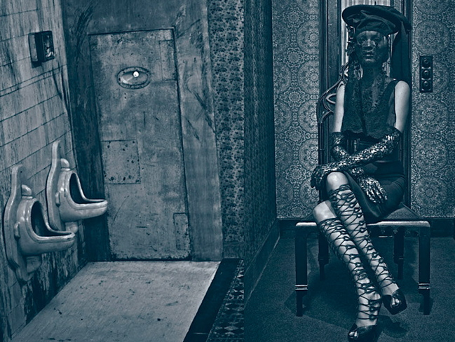 Good Kate / Bad Kate by Steven Klein
