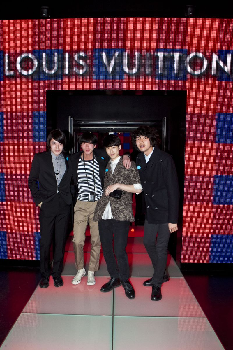 Louis Vuitton 18 LOUIS VUITTON MENSWEAR PARTY TOKYO