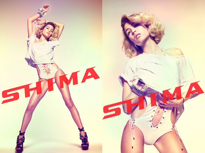 SHIMA 2012 AD SHIMA NEW HAIR 2012