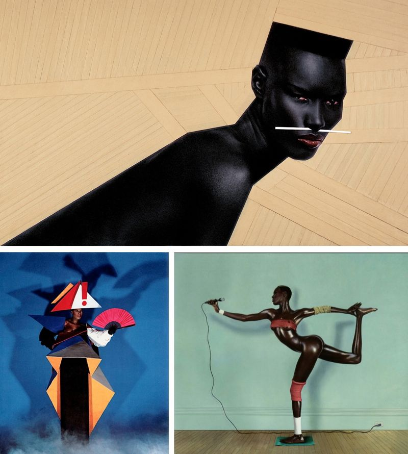 Jean Paul Goude KENZO 2 KENZO FALL 2012 BY JEAN PAUL GOUDE