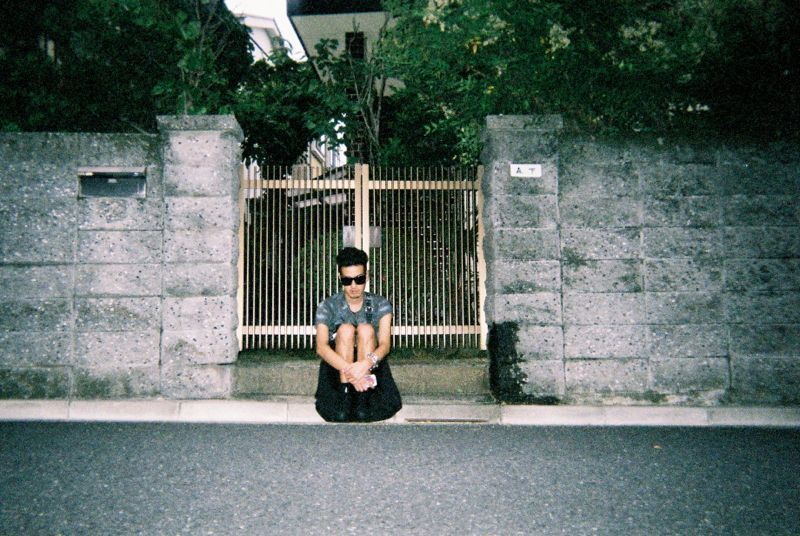 Disposable Lives Disposable Camera Photos of Japan by Dan Bailey 11 DISPOSABLE LIVES BY DAN BAILEY