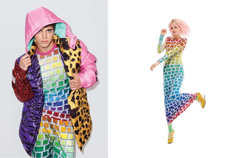 JEREMY ADIDAS ORIGINALS 01 JEREMY SCOTT FOR ADIDAS ORIGINALS FALL 2012