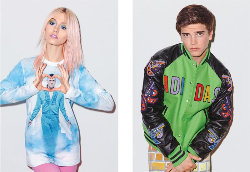 JEREMY ADIDAS ORIGINALS 04 JEREMY SCOTT FOR ADIDAS ORIGINALS FALL 2012