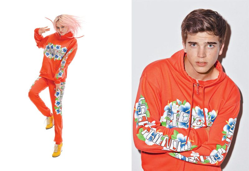 JEREMY ADIDAS ORIGINALS 05 JEREMY SCOTT FOR ADIDAS ORIGINALS FALL 2012