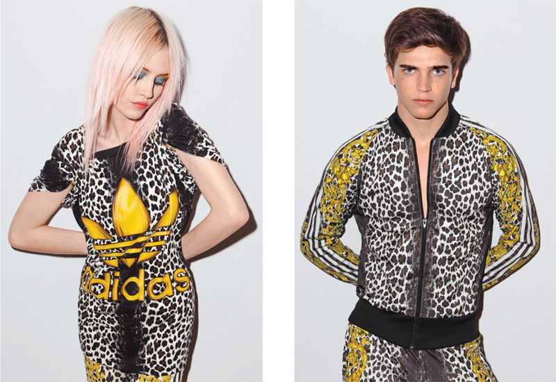 JEREMY ADIDAS ORIGINALS 07 JEREMY SCOTT FOR ADIDAS ORIGINALS FALL 2012