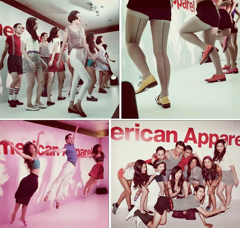 American Apparell 2 AMERICAN APPAREL JAPAN 7TH ANNIVERSARY