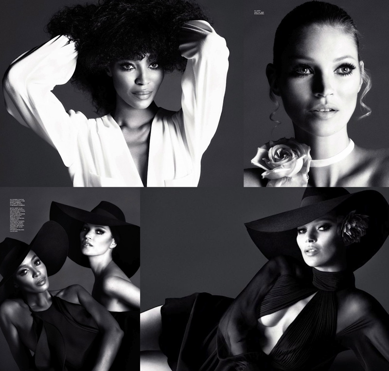 Naomi Campbell Kate Moss for Interview Russia December 2012 1 NAOMI & KATE FOR INTERVIEW RUSSIA