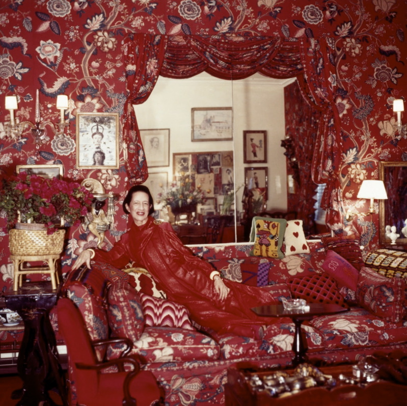 DIANA VREELAND DIANA VREELAND THE EYE HAS TO TRAVEL